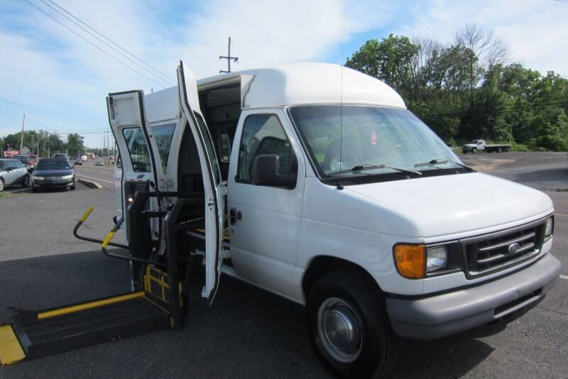 2006 Ford E-Series Cargo for sale at K & R Auto Sales,Inc in Quakertown PA
