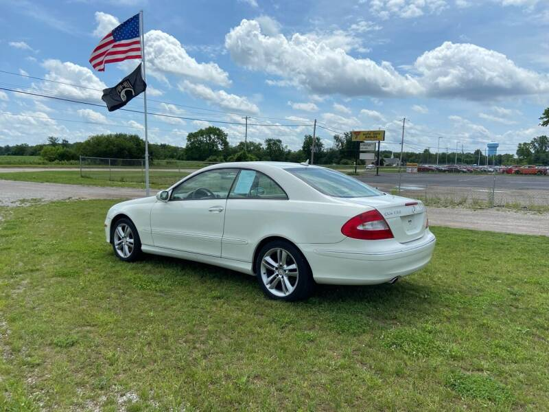 2008 Mercedes-Benz CLK for sale at The Auto Depot in Mount Morris MI