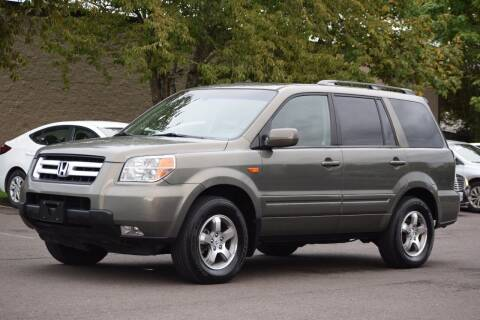 2007 Honda Pilot for sale at Overland Automotive in Hillsboro OR