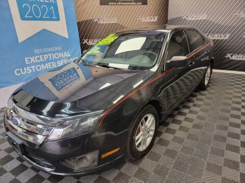 2011 Ford Fusion for sale at X Drive Auto Sales Inc. in Dearborn Heights MI