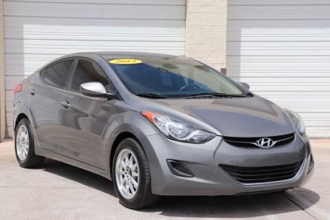 2013 Hyundai Elantra for sale at MG Motors in Tucson AZ