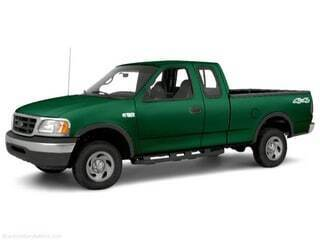 2000 Ford F-150 for sale at B & B Auto Sales in Brookings SD
