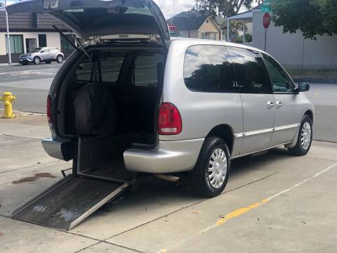 2000 Dodge Grand Caravan for sale at JENIN MOTORS in Hayward CA