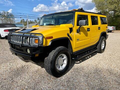 2003 HUMMER H2 for sale at Southeast Auto Inc in Walker LA
