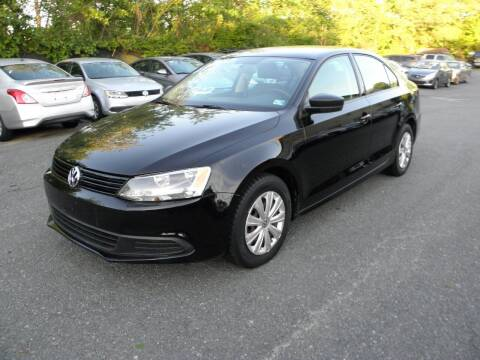 2013 Volkswagen Jetta for sale at Dream Auto Group in Dumfries VA
