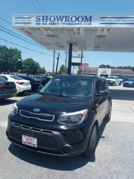 2015 Kia Soul for sale at Showroom Auto Sales of Charleston in Charleston SC
