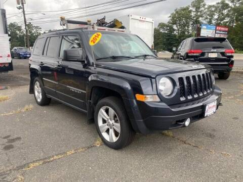 2014 Jeep Patriot for sale at PAYLESS CAR SALES of South Amboy in South Amboy NJ