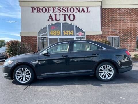 2014 Ford Taurus for sale at Professional Auto Sales & Service in Fort Wayne IN