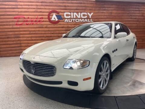 2008 Maserati Quattroporte for sale at Dixie Motors in Fairfield OH