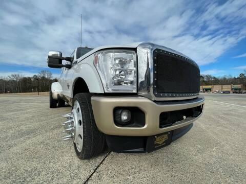 2011 Ford F-350 Super Duty for sale at Priority One Auto Sales in Stokesdale NC