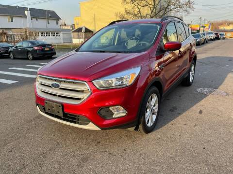 2018 Ford Escape for sale at Kapos Auto, Inc. in Ridgewood, Queens NY
