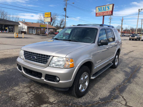 2005 Ford Explorer for sale at Neals Auto Sales in Louisville KY