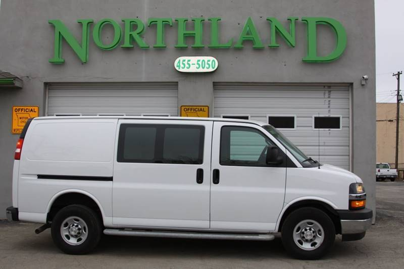 2019 Chevrolet Express Cargo for sale at Northland Auto Sales in Kansas City MO