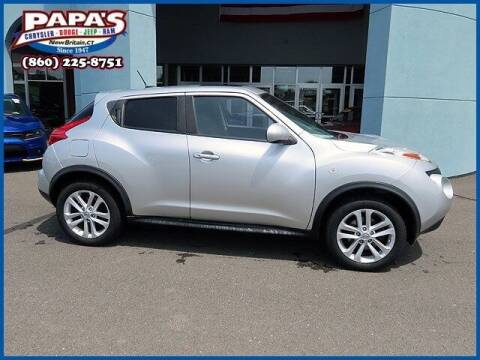 2013 Nissan JUKE for sale at Papas Chrysler Dodge Jeep Ram in New Britain CT