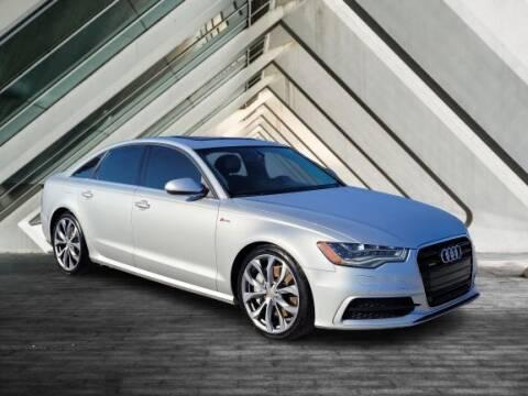 2015 Audi A6 for sale at Midlands Auto Sales in Lexington SC
