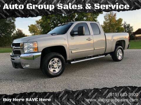 2009 Chevrolet Silverado 2500HD for sale at Auto Group Sales in Roscoe IL