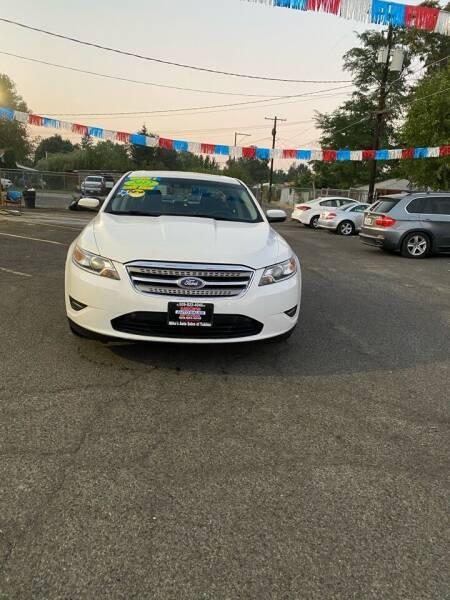 2012 Ford Taurus for sale at Mike's Auto Sales in Yakima WA