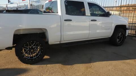 2014 Chevrolet Silverado 1500 for sale at Luxor Motors Inc in Pacoima CA