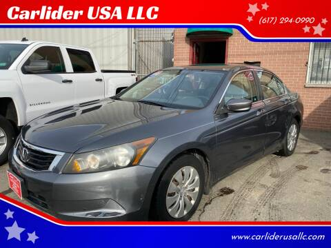 2010 Honda Accord for sale at Carlider USA in Everett MA