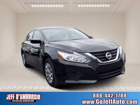 2018 Nissan Altima for sale at Jeff D'Ambrosio Auto Group in Downingtown PA