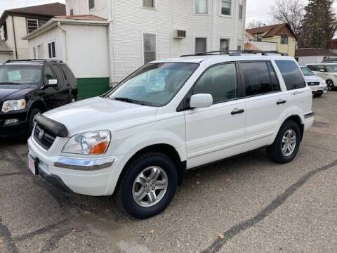 2005 Honda Pilot for sale at Affordable Motors in Jamestown ND