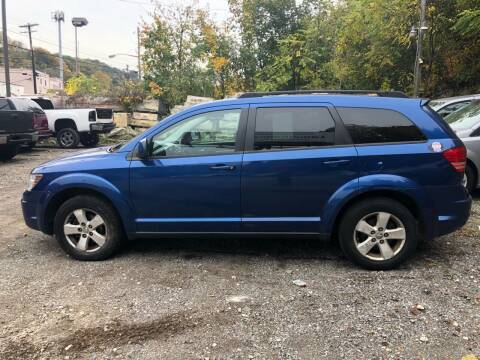 2009 Dodge Journey for sale at Compact Cars of Pittsburgh in Pittsburgh PA