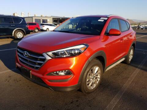 2017 Hyundai Tucson for sale at A.I. Monroe Auto Sales in Bountiful UT