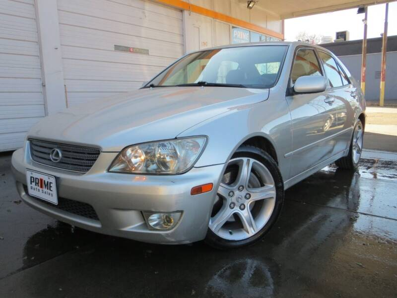2001 Lexus IS 300 for sale at PR1ME Auto Sales in Denver CO