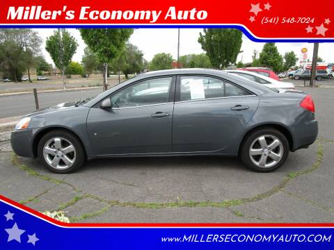 2008 Pontiac G6 for sale at Miller's Economy Auto in Redmond OR