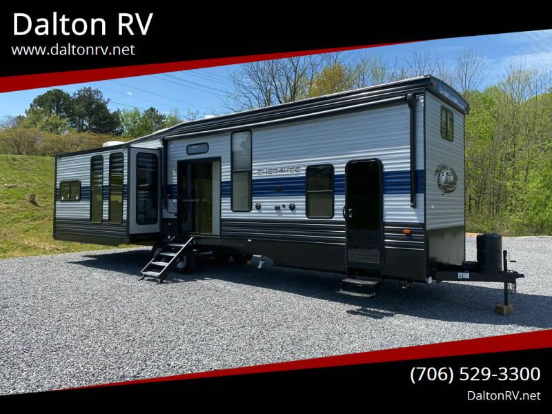2021 Forest River Cherokee Destination 39DL for sale at Dalton RV in Dalton GA
