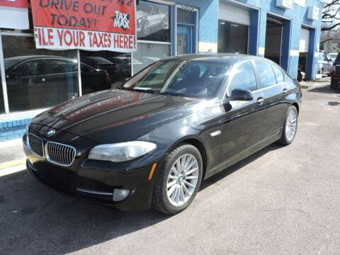 2013 BMW 5 Series for sale at Drive Auto Sales & Service, LLC. in North Charleston SC