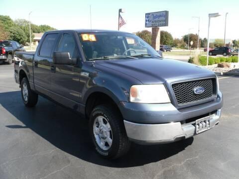 2004 Ford F-150 for sale at Integrity Auto Center in Paola KS
