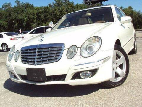 2007 Mercedes-Benz E-Class for sale at Mars auto trade llc in Kissimmee FL