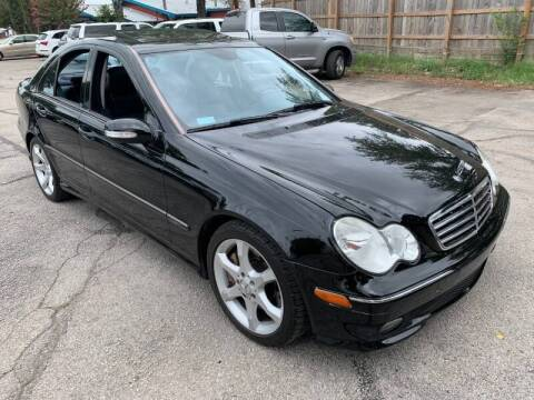 2007 Mercedes-Benz C-Class for sale at AWESOME CARS LLC in Austin TX