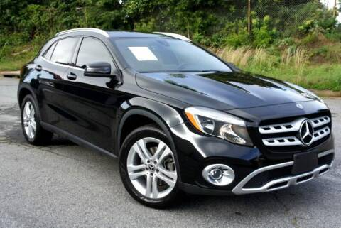 2018 Mercedes-Benz GLA for sale at CU Carfinders in Norcross GA