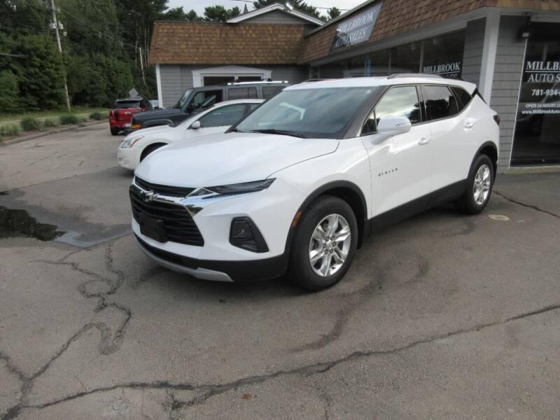2020 Chevrolet Blazer for sale at Millbrook Auto Sales in Duxbury MA
