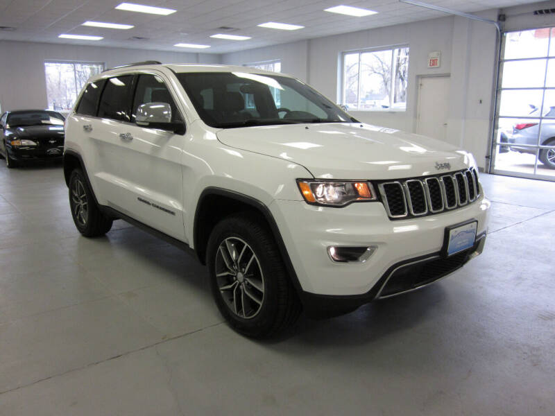 2018 Jeep Grand Cherokee for sale at Brick Street Motors in Adel IA