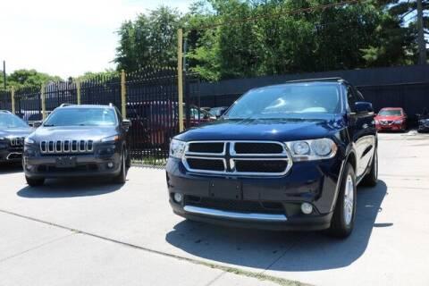 2013 Dodge Durango for sale at F & M AUTO SALES in Detroit MI