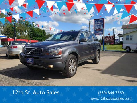 2007 Volvo XC90 for sale at 12th St. Auto Sales in Canton OH