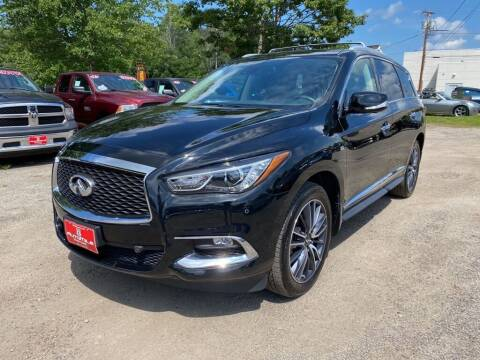 2018 Infiniti QX60 for sale at AutoMile Motors in Saco ME