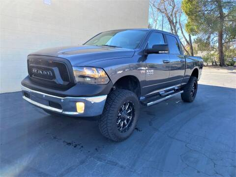 2019 RAM Ram Pickup 1500 Classic for sale at TOP QUALITY AUTO in Rancho Cordova CA
