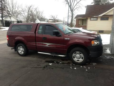 2006 Ford F-150 for sale at Economy Motors in Muncie IN