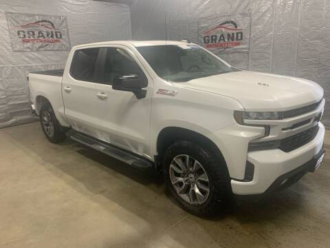 2021 Chevrolet Silverado 1500 for sale at GRAND AUTO SALES in Grand Island NE