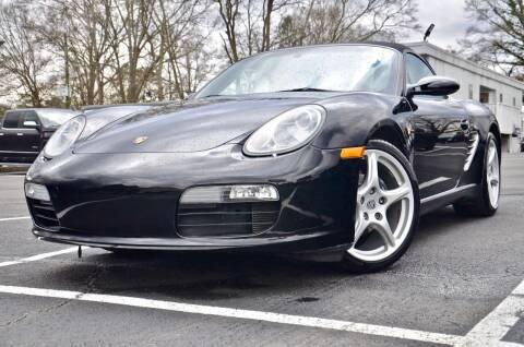 2008 Porsche Boxster for sale at Carxoom in Marietta GA