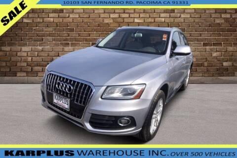 2016 Audi Q5 for sale at Karplus Warehouse in Pacoima CA