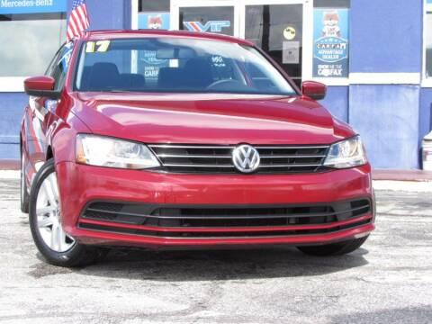 2017 Volkswagen Jetta for sale at VIP AUTO ENTERPRISE INC. in Orlando FL