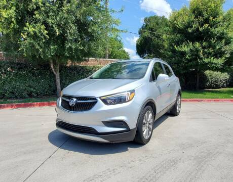 2018 Buick Encore for sale at International Auto Sales in Garland TX
