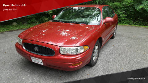 2003 Buick LeSabre for sale at Ryan Motors LLC in Warsaw IN