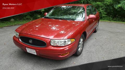 2003 Buick LeSabre for sale at Ryan Motors LLC in Warsaw IN