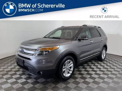 2012 Ford Explorer for sale at BMW of Schererville in Shererville IN